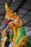 Statue de Naga Image stock