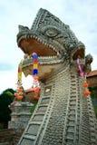 Statue de Nagas Photo libre de droits