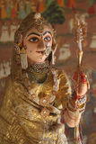 statue de palais de jaisalmer Image stock
