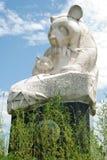 Statue de panda Images libres de droits