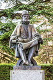 Statue de Philip II (1527 -1598) le fondateur Escorial (1584), S Photos libres de droits