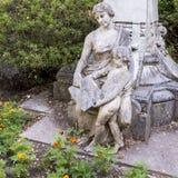 Statue de pierre de Sintra Image stock