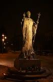 Statue de Pope John Paul Ii dans Katowice photo libre de droits