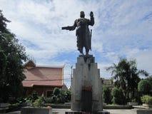 Statue de prince Phetsarath Photographie stock libre de droits