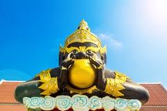 Statue de Rahu Photographie stock