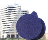Statue de rond point de Beniferri à Valence Photo libre de droits