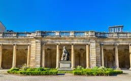 Statue de Rosa Bonheur dans le jardin public du Bordeaux, France photos libres de droits