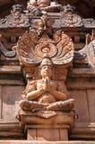 Statue de seigneur Krishna Images libres de droits