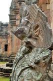 Statue de serpent Photo libre de droits
