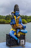 Statue de shiva Photos stock