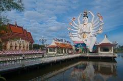 Statue de Shiva dans le samui de KOH images stock