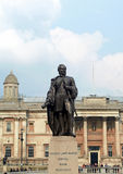Statue de Sir Charles James Napier Photo stock