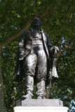 Statue de Sir John Lawrence, Waterloo, Londres, Angleterre Photos stock