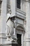 Statue de St Crescentino photographie stock