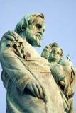 Statue de St Joseph, Montréal, Canada Images stock