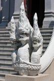 Statue de temple de la Thaïlande photographie stock