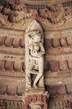 Statue de temple du Ràjasthàn Photographie stock libre de droits