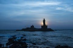 Statue de Thiruvalluvar Images stock