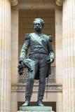 Statue de Tomas Cipriano de Mosquera Photographie stock