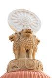 Statue de trois lions Photo libre de droits