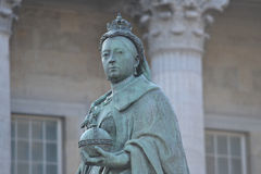 Statue de Victoria Photographie stock
