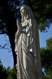 Statue de Vierge Marie Image libre de droits