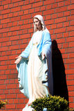Statue de Vierge Marie Image stock