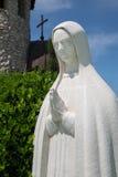 Statue de Vierge Marie comme symbole de l'amour et de la gentillesse Photo stock