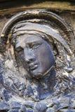 Statue de Vierge Marie comme symbole de l'amour et de la gentillesse Images libres de droits