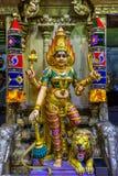 Statue de Vishnu Photos libres de droits