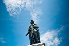 Statue de W.A.Mozart Photographie stock libre de droits