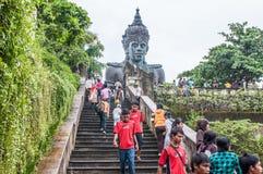 Statue de Wisnu Images libres de droits