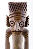 Statue de Wodden. Images stock
