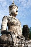 Statue of a deity in the Historical Stock Photo