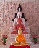 Statue del Buddha Fotografia Stock