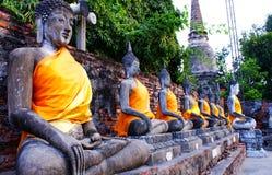 Statue del Buddha Immagini Stock