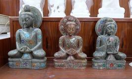 Statue del Buddha Immagine Stock Libera da Diritti