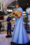 Statue del fumetto, 2013 WCIF Fotografia Stock