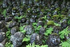 Statue del tempio Immagini Stock Libere da Diritti