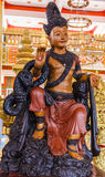 Statue della divinità in Phra Mahathat Kaen Nakhon Fotografia Stock Libera da Diritti