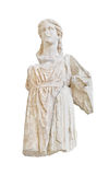 Statue in Delphi museum, Greece Stock Photo