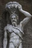 Statue of a Demon at Capitoline, Rome, Italy Stock Photography