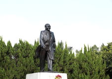Statue of Deng Xiaoping Stock Images