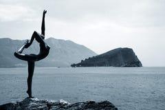 Statue der Ballerina von Mogren Lizenzfreies Stockbild