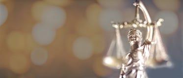 Statue der Dame Justice lizenzfreie stockfotografie
