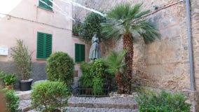 Statue der Frau stockbild