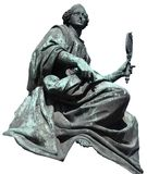 Statue der Frau Stockfotografie