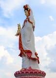 Statue der Göttin Guanyin Stockfotografie