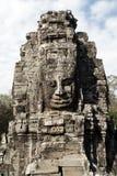 Statue der großen Angkor Stadt Lizenzfreie Stockfotografie