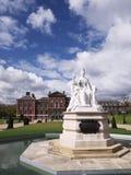 Statue der Königin Victoria Stockfotos